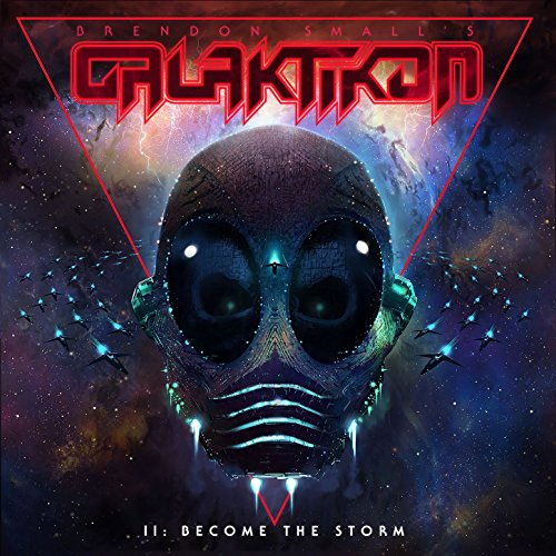 Brendon Smalls Galaktikon - II Become The Storm - CD - FLAC - 2017 - DeVOiD Download