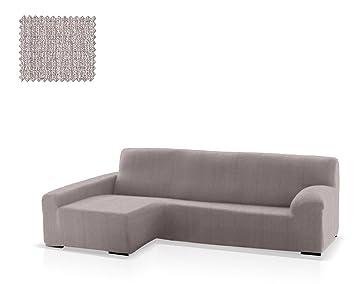 JM Textil Housse de canapé d'angle Bastet, Angle côté Gauche