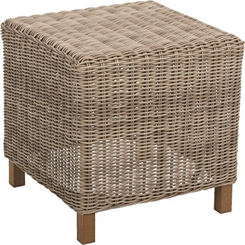 North Cape Int'l/Furn. 6510-009-133-01 Cambria Wicker End Table (North Cape Furniture)