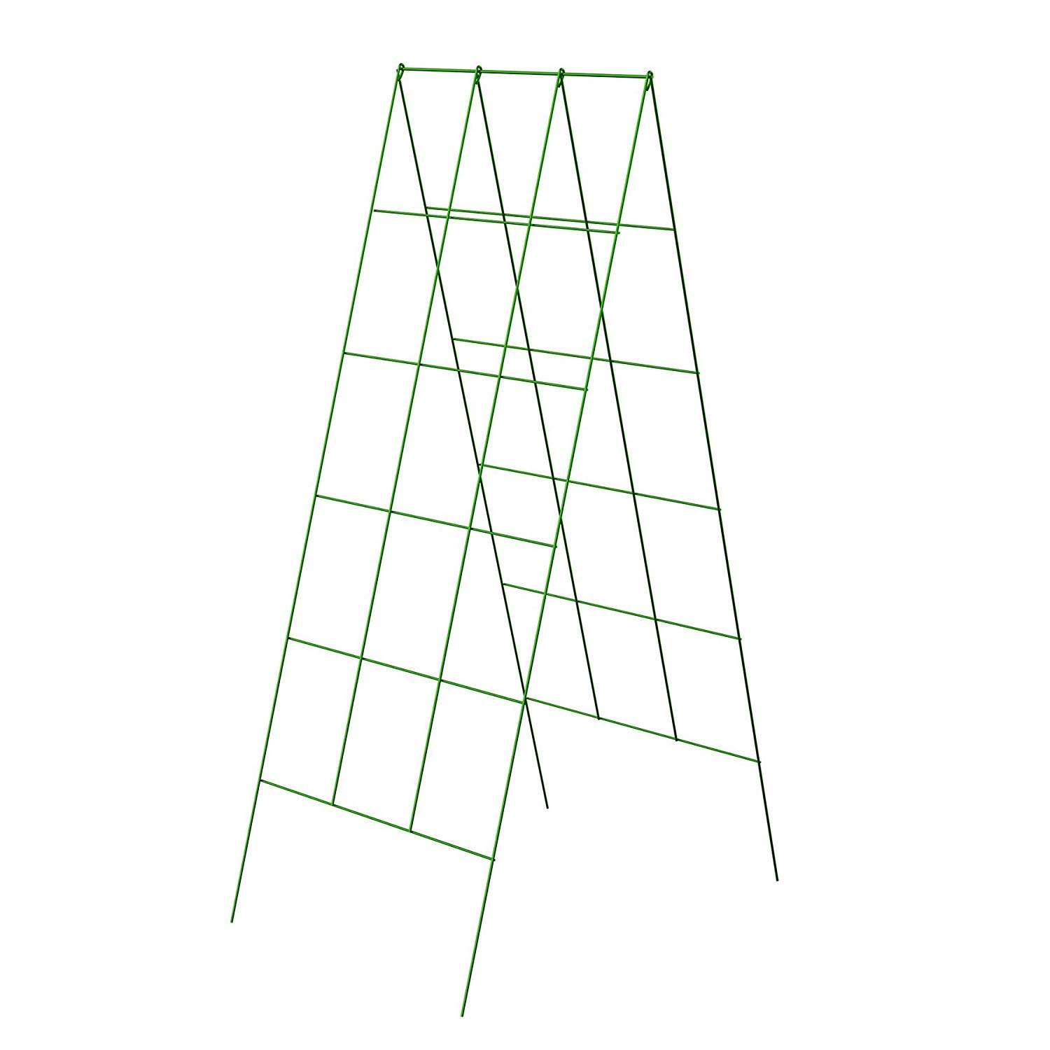 Panacea Products 46'' x 18'' A Frame Light Green Trellis-(83712) (5 Pack, Green)
