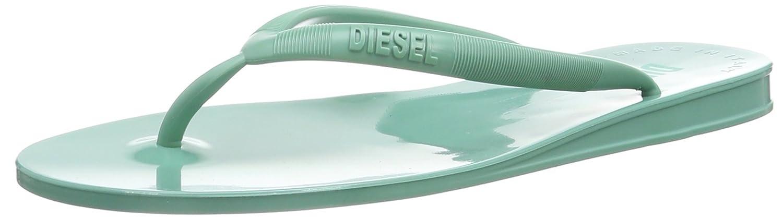 Diesel SUMMER LANDY FLIPPY Y00651PR184 Damen Dusch  Badeschuhe
