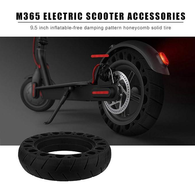 SMILEQ Ruedas de Repuesto para Scooter eléctrico Neumáticos ...
