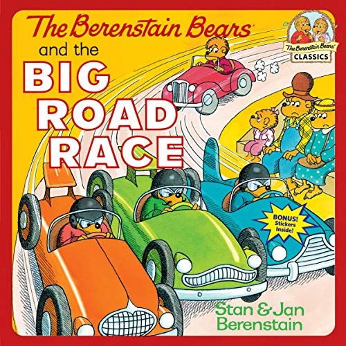 (The Berenstain Bears and the Big Road Race)