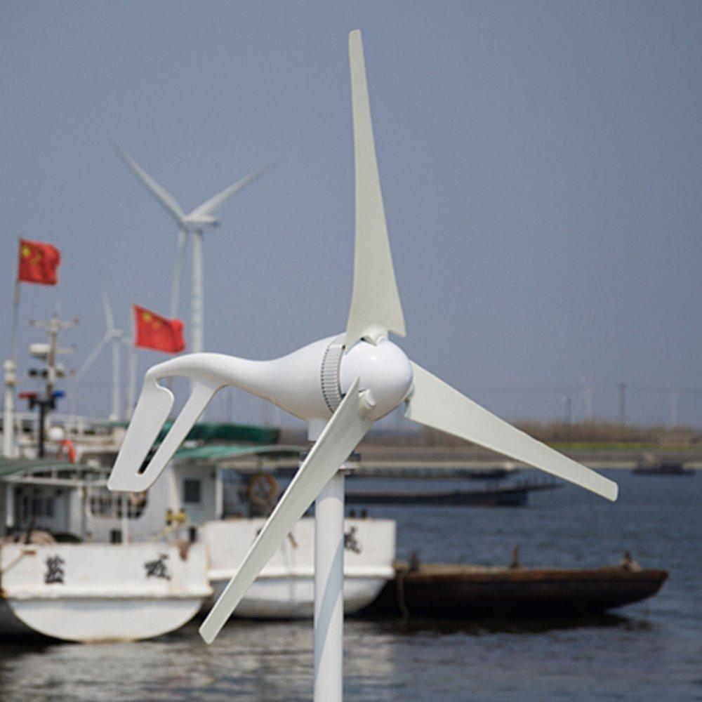 amazon com vogvigo wind generator 100w 300w dc 12v 24v wind