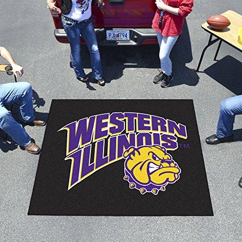 Western Illinois University Tailgater (Illinois University Tailgate Mat)