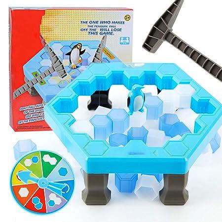 Wudi Partido Trampa 1CP Guardar Pingüino Rotura Hielo del pingüino ...