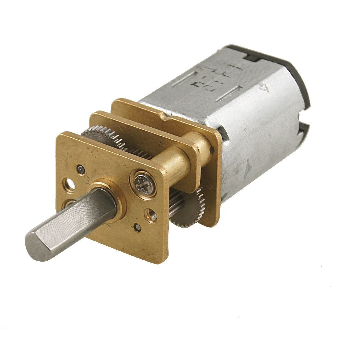 uxcell 100RPM 6V 0.4A High Torque Mini Electric DC Geared Motor for DIY Toys