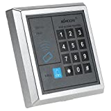 OTTFF 500 User RFID Proximity Door Entry Lock Access Control System + 10 Keys Fobs