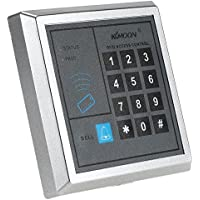 KKmoon RFID Proximity Door Entry Access Control System + 10 Key Fobs (Style 1)