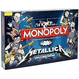Metallica Monopoly: Collector's Edition