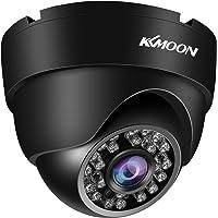 Câmera de vigilância Full HD 1080P Câmera AHD de vigilância externa à prova de intempéries, visão noturna infravermelha…