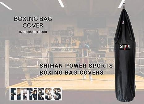 Freestanding Punch Bag Rain Cover Waterproof Protector 50 x 50 x 120 cm