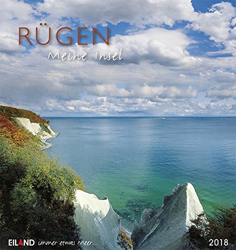 Ruegen .meine Insel 2018: Postkartenkalender