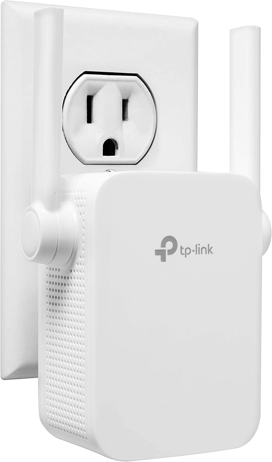TP-Link N300 WiFi Extender(TL-WA855RE)-Covers Up to 800 Sq.ft, WiFi Range Extender supports up to 300Mbps speed, Wireless Signal Booster and Access Point for Home, Single Band 2.4Ghz only: Computers & Accessories