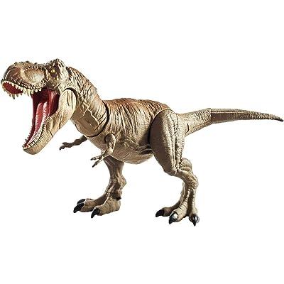 Jurassic World Bite 'n Fight Tyrannosaurus Rex: Toys & Games