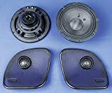 J&M Corporation HRRK-6712TW-XXR Rocker Speaker Kit Xxr Series 6.71 Fairing Speaker Kit, 1 Pack