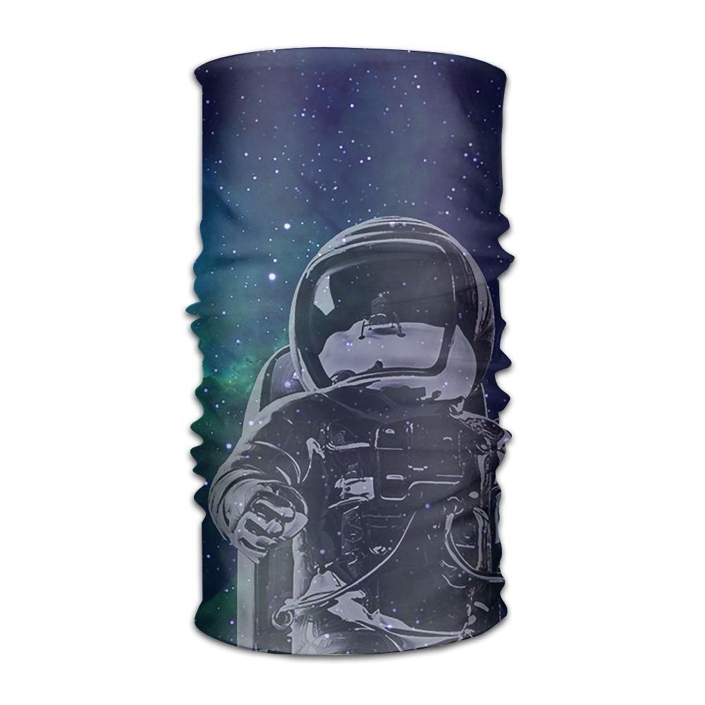 Magic Headwear Astronaut Outdoor Scarf Headbands Bandana Mask Neck Gaiter Head Wrap Mask Sweatband