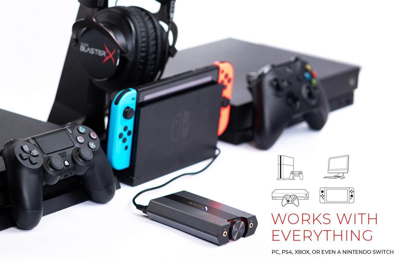 Sound BlasterX G6 7 1 HD Gaming : Compute & More Co , Ltd