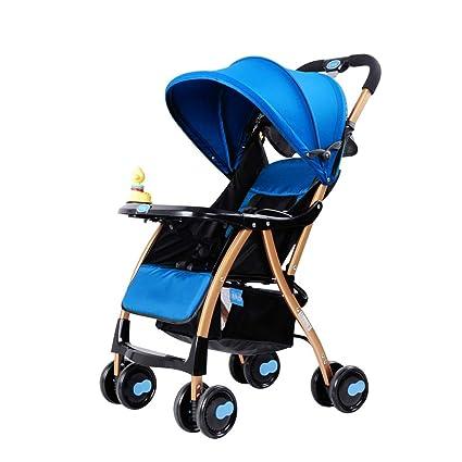 Cochecito Pushchair Arrugas bebé carro puede Niños Umbrella Baby ...