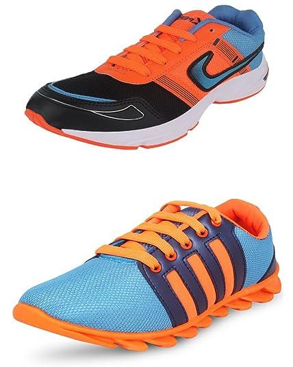 41a1fc42cf19 Scatchite Men s Combo Of 2 Shoes - 1 Blade Shoes