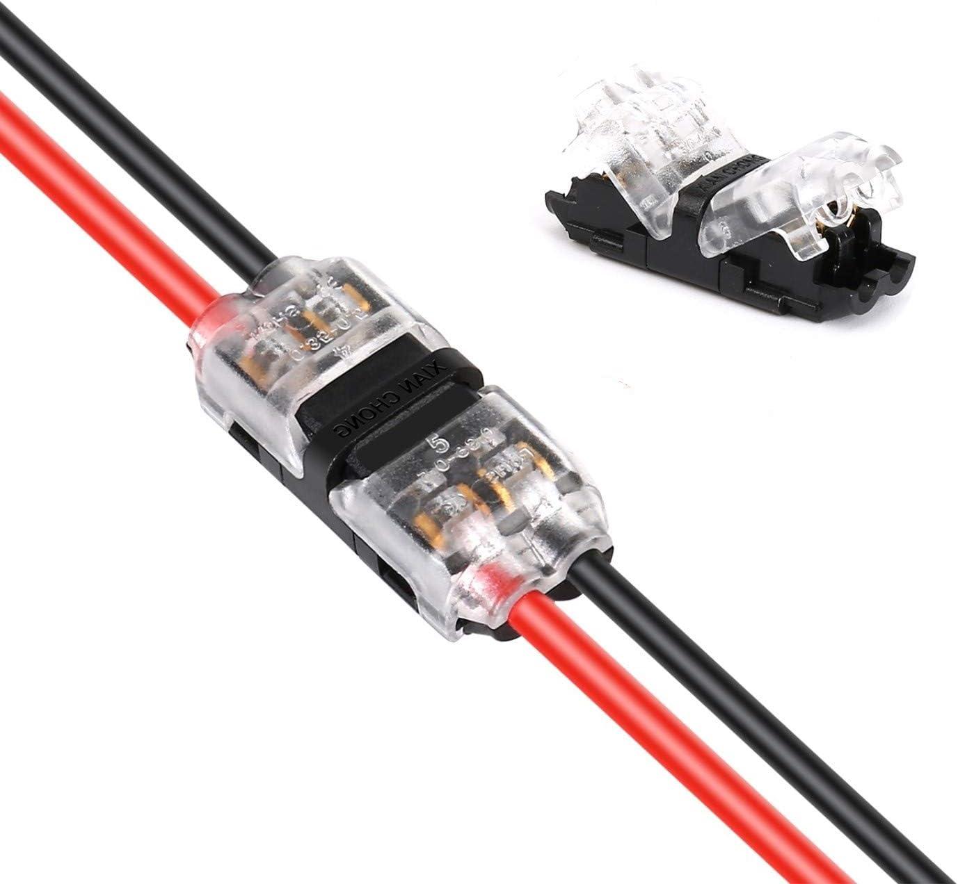 Cable Connectors-Large 2//Pkg