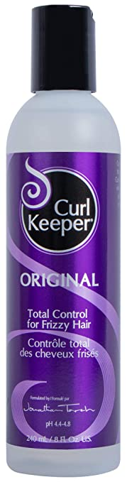 Curly Hair Solutions Curl Keeper Original, 8-Ounce//240ml OR8-CK-