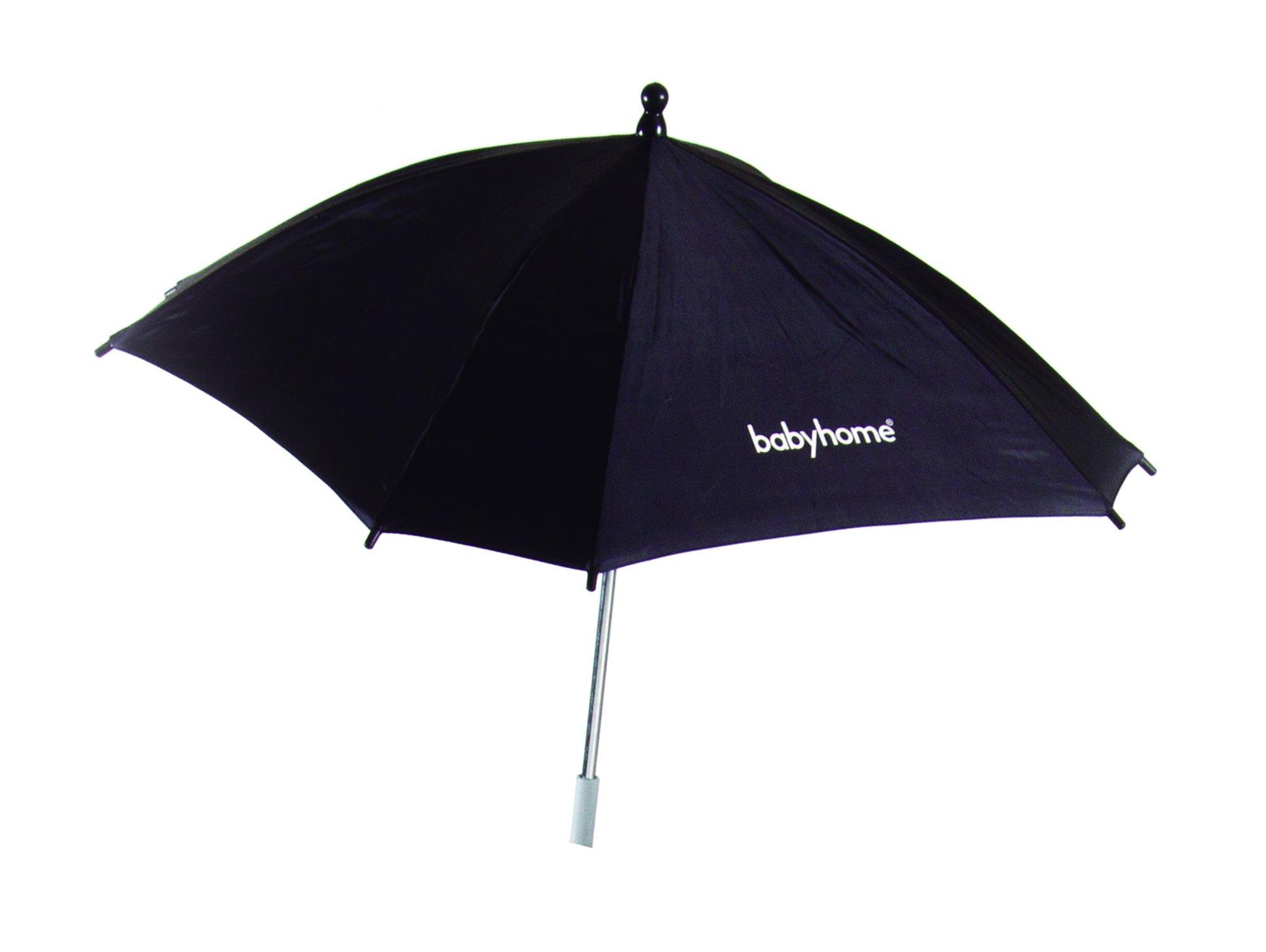 BabyHome Emotion Sun Umbrella - Black