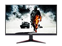 Acer Nitro VG270P IPS 27 inch Gaming Monitor - 1 MS - 144 Hz - Full HD Resolution - 400 Nits - 2XHDMI 1X Display Port - Free Sync - VG270P (Black)