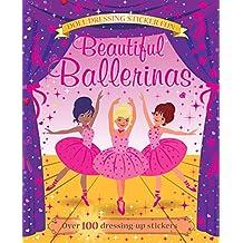 Sticker Dolly Dressing: Ballerinas