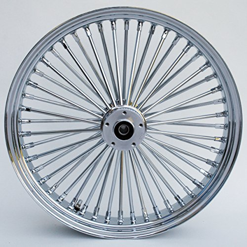 21 Inch Custom Harley Wheels - 1