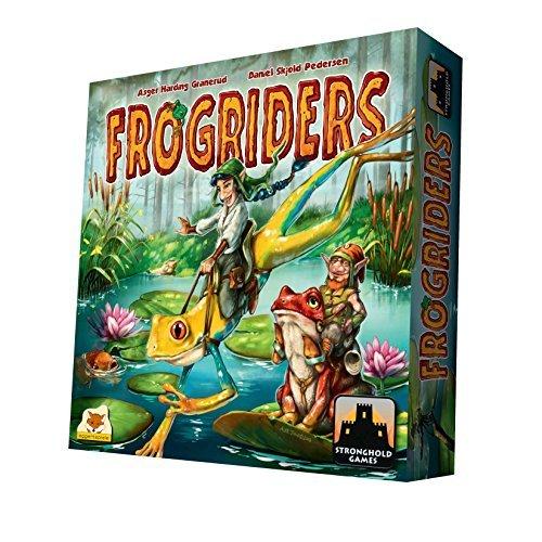 【まとめ買い】 Stronghold Games Stronghold Frogriders Board Games Games [並行輸入品] [並行輸入品] B07HLHT64J, エチュードハウス 公式ショップ:98f1a03e --- arianechie.dominiotemporario.com