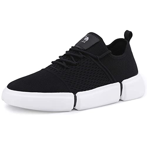 a1dc18bc541e2 CAMEL CROWN Fashion Sneaker, Lightweight Walking Shoes, Sport Shoes for  Men, Athletic Running Shoes for Walking, Shopping, Party, Activities