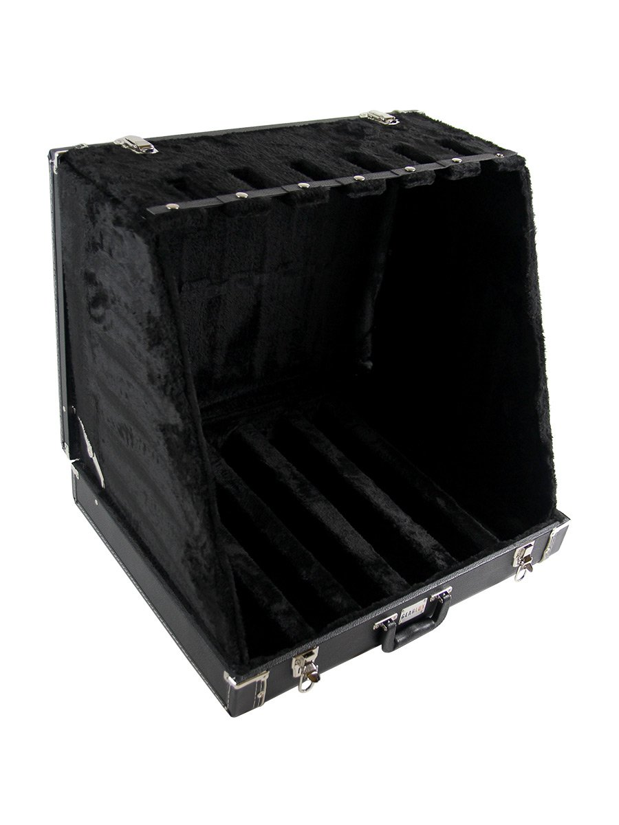 Gearlux Guitar Stand Case for 6 Electric or 3 Acoustic Guitars