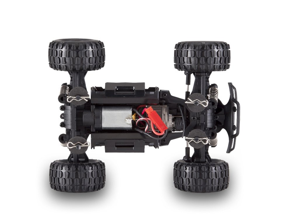 Redcat Racing Sumorc Electric Truck Blue Flame 1 24