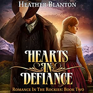 Hearts in Defiance Audiobook