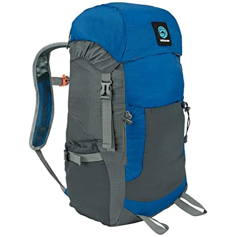 abf88cc2aabe WildHorn Outfitters Highpoint Packable Backpack. 30L Daypack for Hiking and  Travel. Lightweight Materials