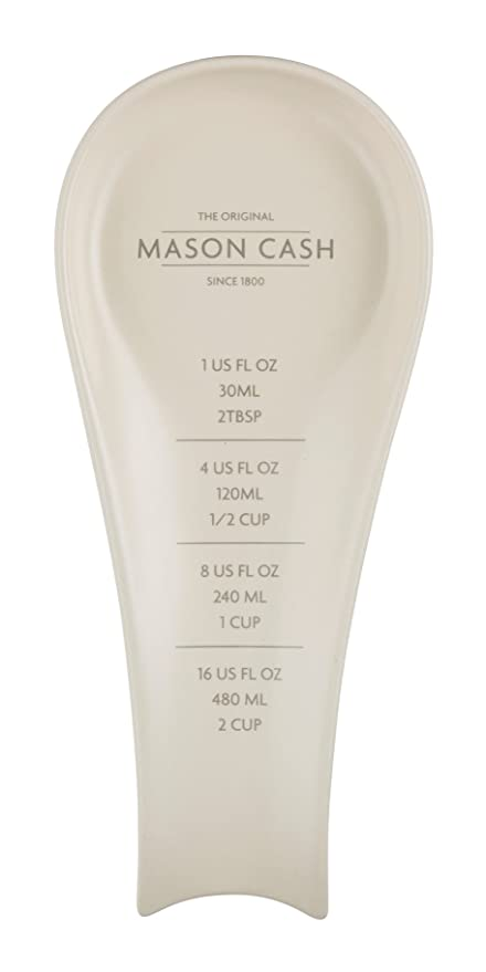 Mason Cash Innovative Kitchen Stoneware Spoon And Utensil Rest With