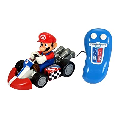 Remote control car Mario Kart Wii by Muraoka: Toys & Games