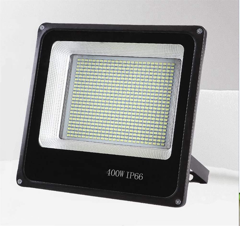 HXZ FDG Strahler Mit,Im Freien Wasserdichte Garten-Platz High Power Spotlight Baustelle Projektions-Licht (Größe   400W)