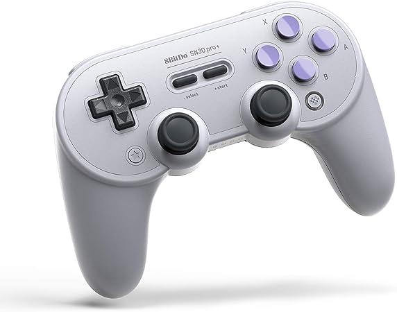 8bitdo Sn30 Pro Manette De Jeu Bluetooth Sn Edition Nintendo Switch Amazon Ca Jeux Et Jouets