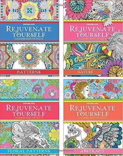 Rejuvenate Yourself - Pack (4 Titles)