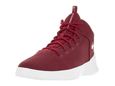 finest selection 28867 5e77c Nike Mens Hyperfr3sh Gym Red Summit White Basketball Shoe 8 Men US