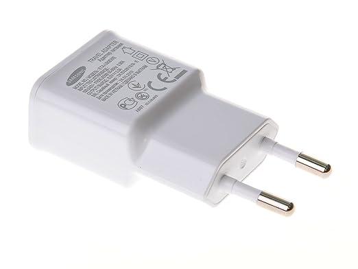 28 opinioni per Carica Batteria Travel Adapter Samsung Galaxy / Note ETA-U90EWE [5V-2.0A] Bianco