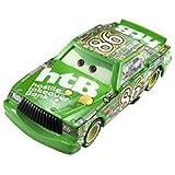 Disney Pixar Cars Chick Hicks # 86 (nouvelle, aucun emballage) - Voiture Miniature Echelle 1:55
