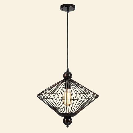 Lámpara colgante Edison Industrial Estilo Vintage Loft ...