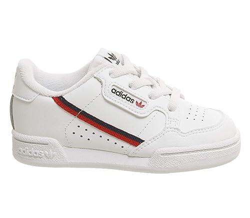 adidas Continental 80 I, Zapatillas de Estar por casa Unisex bebé: Amazon.es: Zapatos y complementos