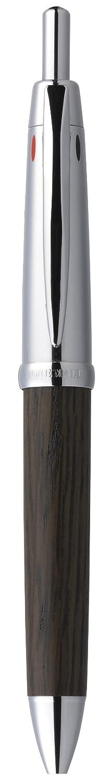 三菱鉛筆 ピュアモルト オークウッド・プレミアム・エディション 4機能ペン