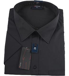 221fb3e02d2e Espionage Big Mens Traditional Long Sleeve Button Down Plain Shirt ...