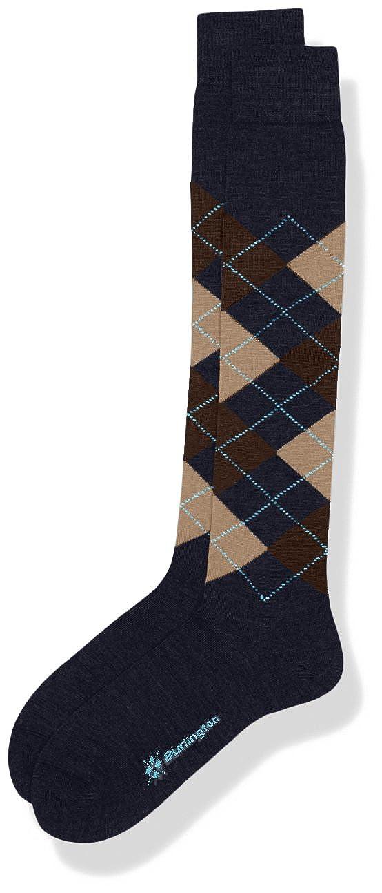 Burlington Men's Edinburgh Knee High Socks Opaque FALKE KGaA 27082