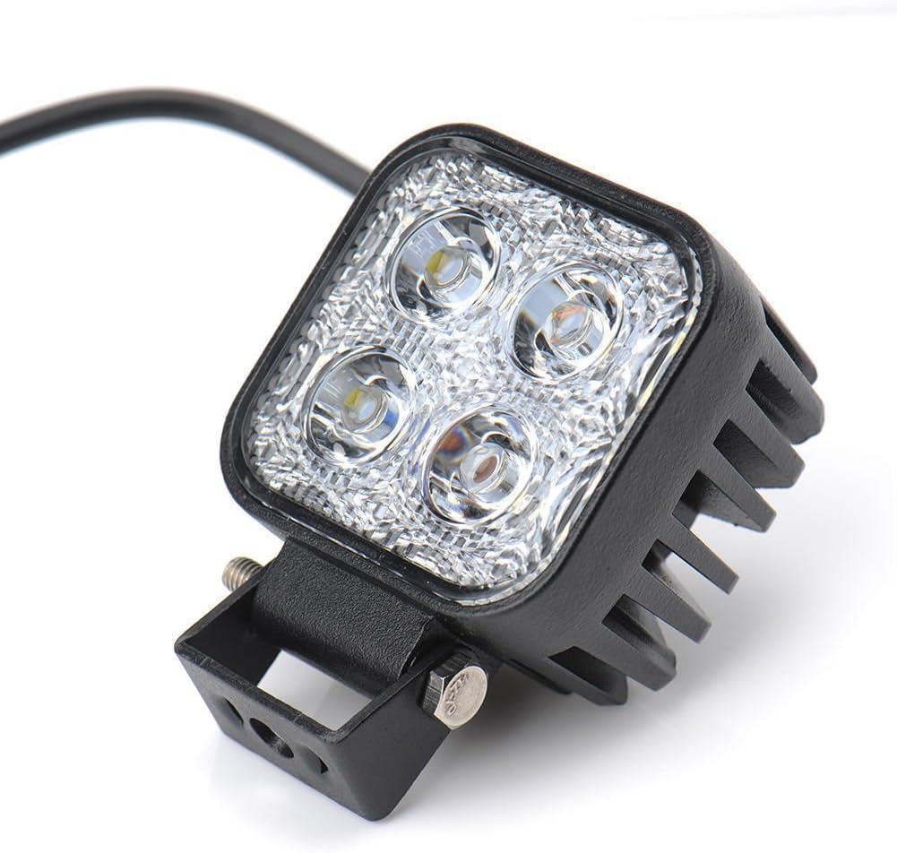 Sourcingmap Coque en aluminium r/ésistance 100/W 0,01/Ohm Wirewound Dor/é pour LED de remplacement de convertisseur 100/W 0.01rj